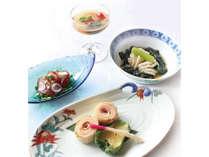【1泊2食付】 6月のおすすめ 日本料理 『立葵』プラン