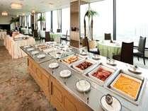 ■朝食■ 6:30~9:30(最終入場9:00) 13階レストランにてバイキング形式