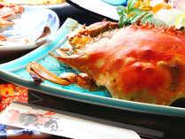 【渡り蟹フルコース】自慢の蟹を思いっきり楽しんでくださいね!