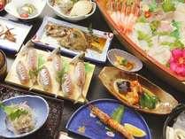 【料理自慢】海の幸満載リーズナブルプラン〔1泊2食〕