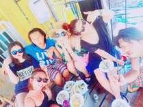 姉妹店でB!B!Q!!!!!