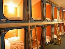 素泊まりカプセルプラン 2人で2室どうぞ♪♪