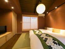 2階寝室ベットルーム 各部屋タイプ共通