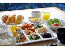 2013年12月より朝食がブッフェスタイルとなりました。