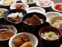 ■朝食盛り付け