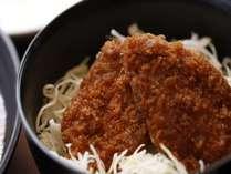 ご当地メニュー ソースカツ丼 【2Fレストラン朝食◆6:30~9:30(LO9:00)】
