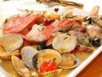 【直前予約OK!】伊東港自慢の朝獲りの地魚を使った完全おまかせのディナープラン♪〈スタンダードプラン〉