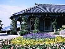 【グラバー園】1863年建築。英商トーマス・グラバー氏の旧邸です。