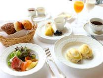 選べる朝食はその日の気分で