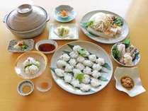 【和食】鱧鍋一例