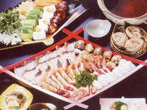 """◆はりま鍋◆播磨の食材まるごと""""当館オリジナル鍋"""""""