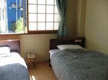 室数限定 ベッドがお好きな方はこちらへ。