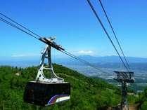 富良野ロープウェーで行く!標高900m幻想パノラマ~朝食付き