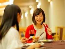 コース料理をメインとした洋食レストラン【12階メインダイニングルーム】