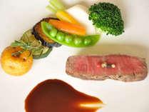 【特別料理】Satoyama Nuovo◆里山の素材を味わう本格イタリアンコース 二食付