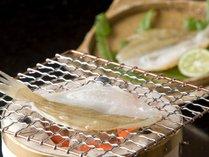 【お料理】朝食時の一夜干カレイ(イメージ)