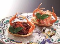 【蟹(かに)料理】香箱(イメージ)