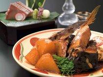 【お料理】加賀の郷土料理「鰤大根(ぶりだいこん)」(イメージ)