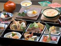 【お料理】お子様「松花堂」弁当(イメージ)