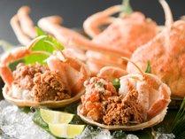 甘くて絶妙な味わいの香箱かに【蟹(かに)料理】(イメージ)