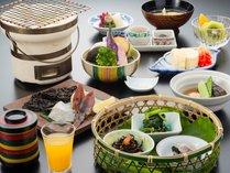 【お料理】これぞ日本の朝ごはん!(イメージ)