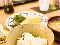 朝食場インキング一例★和食★