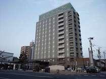 これぞホテルルートイン北九州若松駅東ございます☆