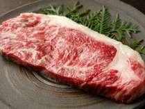 ◆北海道産黒毛和牛のステーキ ※イメージ