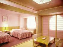 ◆街側和洋室。阿寒湖側ではありませんが、広いタイプで人気です!