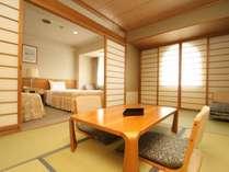 ◆街側和洋室~阿寒湖側ではありませんが、広いタイプで人気です。
