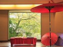 【ロビー】日本の四季を愉しむ