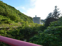 塩江温泉郷 新樺川観光ホテル