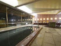【温泉・女湯】大浴場は夜24時まで、翌朝6時からご利用いただけます。