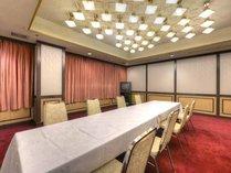 【*会議室】少人数の会議やお食事会にご利用いただけます。