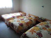 トリプルルーム(206号室)