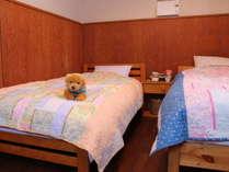 グリーンシーズン限定のわんちゃんと泊まれるお部屋(2)