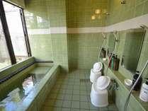 【貸切風呂】大浴場(人工温泉)