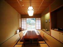 和室のみのお部屋:2階客室からの景観度は「優」