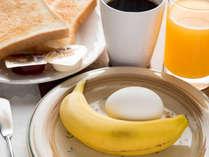 *【無料軽朝食】ご提供時間は7:00-9:00、2F食事処にてお召し上がりください。