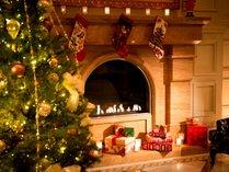 クリスマス期間中のロビー※イメージ12月より館内が装飾されます。