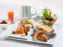 ロビーラウンジ 朝食イメージ