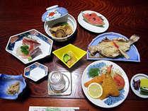 2食付●小食な方にオススメ!美味しい海の幸をお得に♪【小食コース】