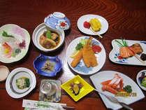 9品プランお料理(一例)
