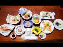*ボリューム満点☆10品プランお料理(一例)