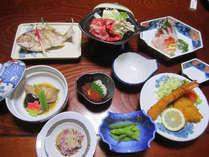 2食付【部屋食】新鮮な海鮮と肉料理に舌鼓♪【9品コース】