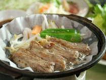 [夕食一例]食べ頃!タレor塩?