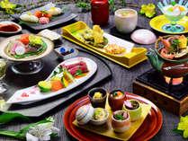 ご宿泊の夕食 季節の会席料理