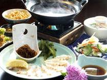 琉球食材たっぷり♪素朴な沖縄料理<ぬちぐすい膳>/2食付