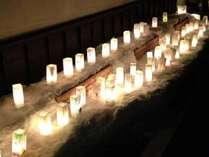 ☆長野灯明まつり☆最も美しく輝く夜!美しくライトアップされる善光寺と光のアートを楽しむ♪【朝食付き】