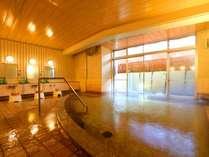 ■さらしなの湯~八幡温泉~ 当館の温泉は疲労回復に効果があり、日頃の疲れをとるのに最適です。